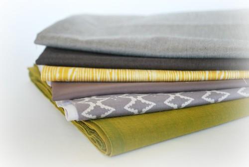 Local quilt fabrics