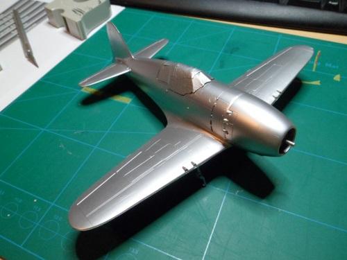 Pas-à-pas : Mitsubishi J2M3 modele 21 Raiden Jack [Tamiya 1/48] 13275995935_475965e819_o