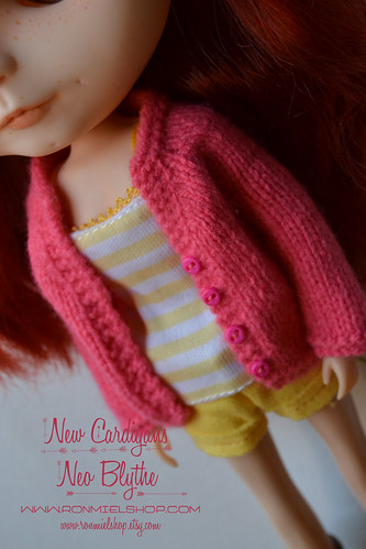 Neo Blythe Cardigans by * Ronmiel *