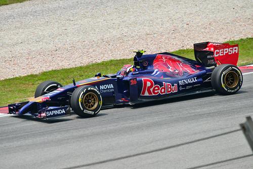 Scuderia Toro Rosso STR9 2014