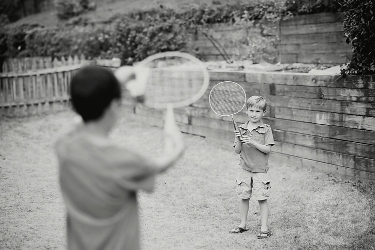 badminton fun