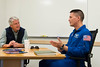 Astronaut and Alumnus Kjell Lindgren Visits Colorado State University