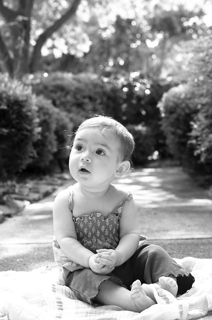 Lydia Willow, 7 Months