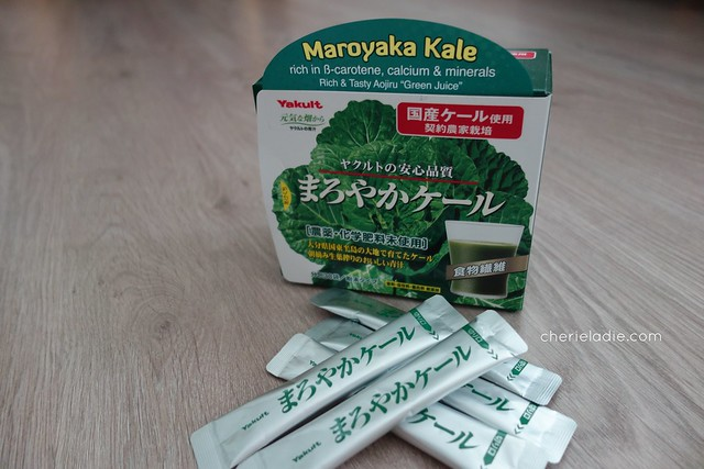 Maroyaka Kale by Yakult Health Foods