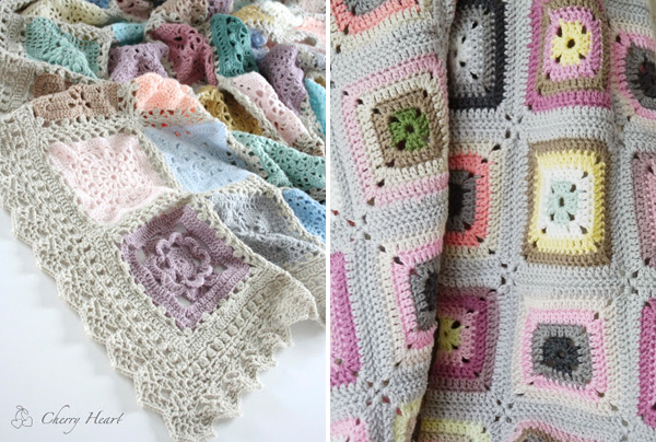crochet pinning : cute blankets / Favourite picks from the Makers on Pinterest 'Crochet' board managed by Emma Lamb