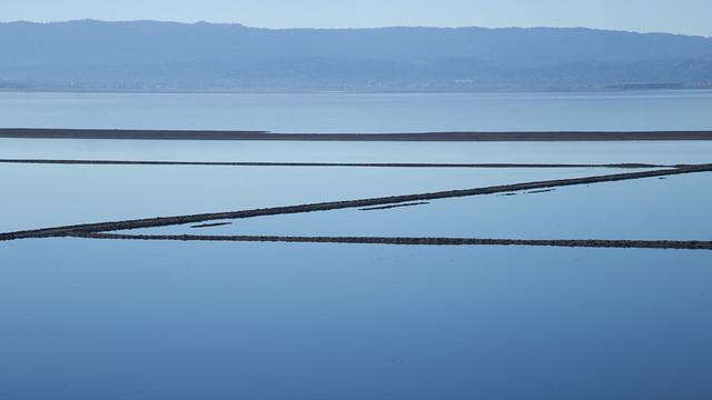 Clean Blue Water - SF Bay