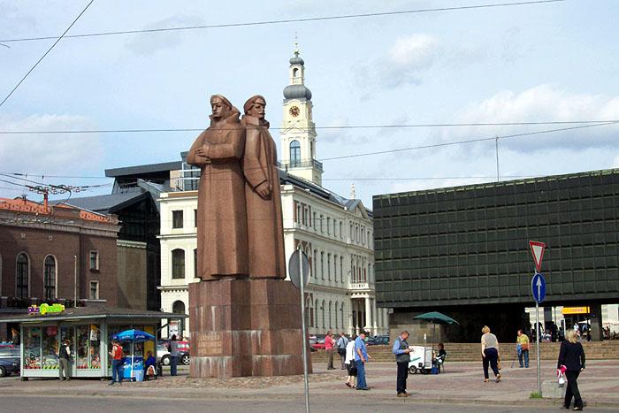 Fusileros de Letonia. © Paco Bellido, 2005