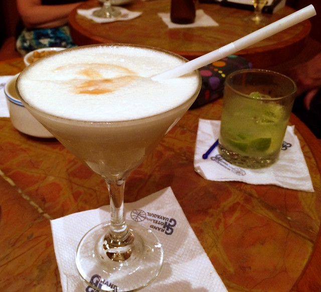 Time for a pisco sour