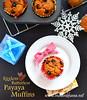 Eggless-Papaya-Muffin-Recipe8