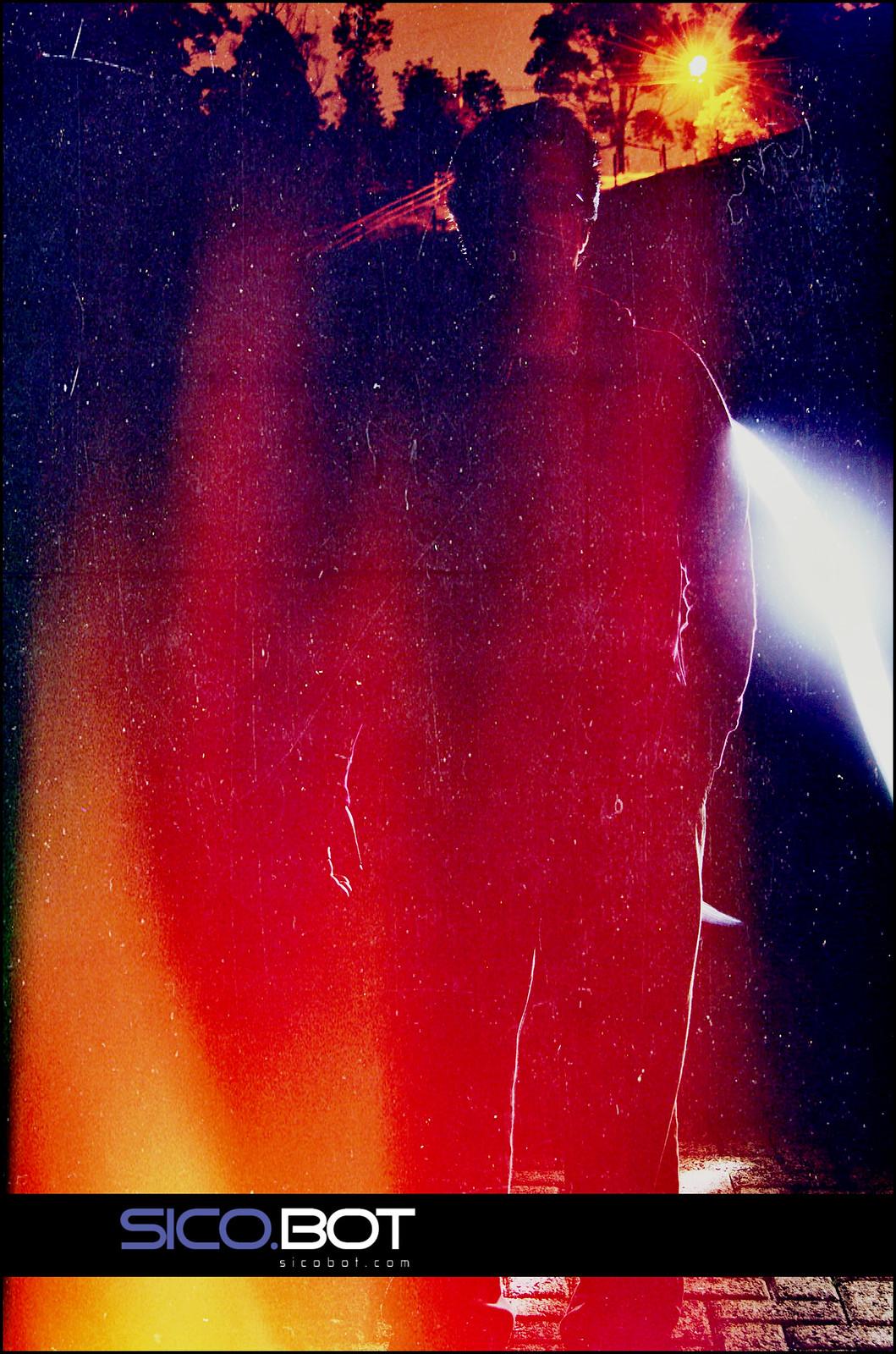 Jerome Wallek (mezi světlem)