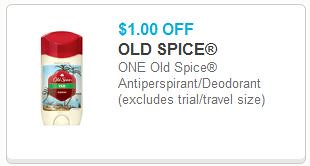 image relating to Old Spice Printable Coupon named Aged Spice Deodorant 0.59 ea at Aim with Printable Coupon