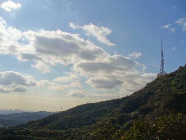 mt lee radio tower