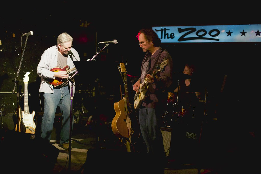 Tupelo Springfield at the Zoo Bar for Lincoln Exposed | Feb. 7, 2015
