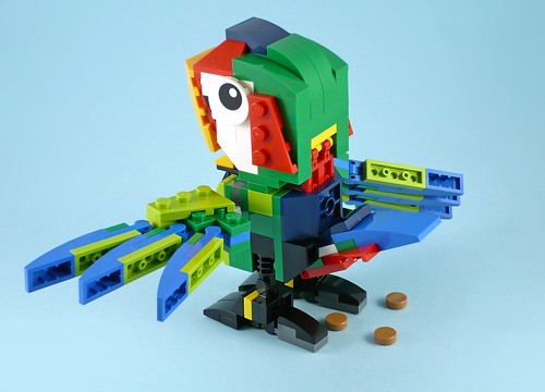 LEGO Creator 31031 Rainforest Animals 19