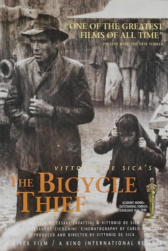 偷自行车的人 Ladri di biciclette (1948)海报