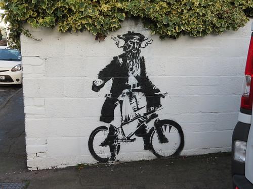 Cycling pirate