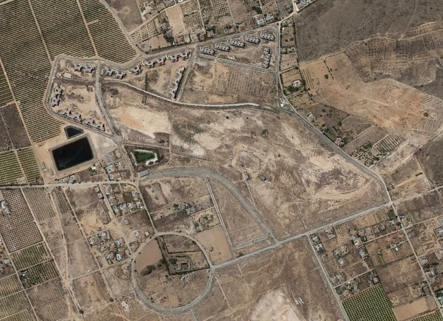 valle del sol, murcia, sun valley, después, urbanismo, planeamiento, urbano, desastre, urbanístico, construcción, rotondas, carretera
