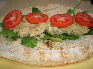 Tuna-Free Sandwich Filling