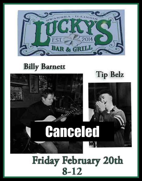 Billy & Tip 2-20-15