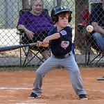 Irmo Little League Yankee's v Cub's 4-30-16 (Courtesy Event)