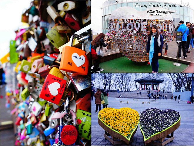 South Korea 2014 - Namsan Seoul Tower 03