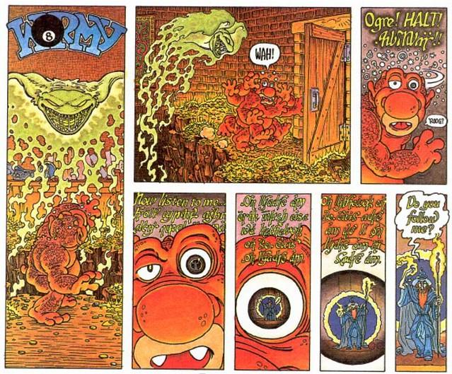 Wormy [Dragon #73]