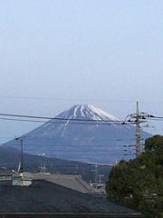 Mt.Fuji 富士山 1/2016