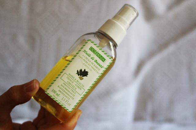 huile bio