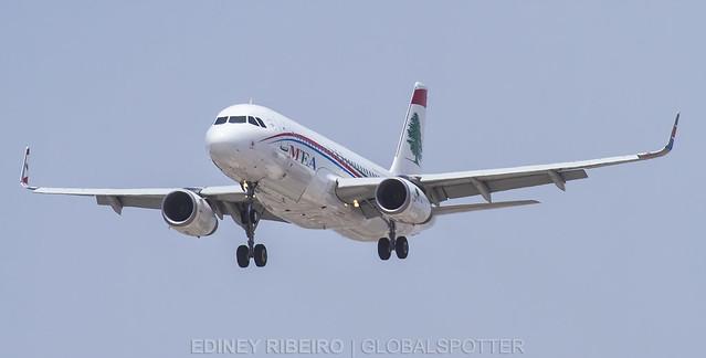 AIRBUS A320-200 (T7-MRE) MEA | DUBAI | DXB-OMDB