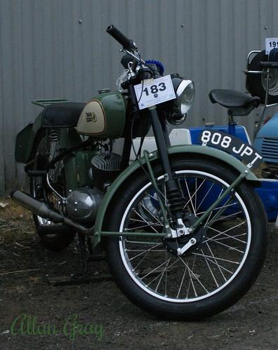 1960 BSA Bantam D1