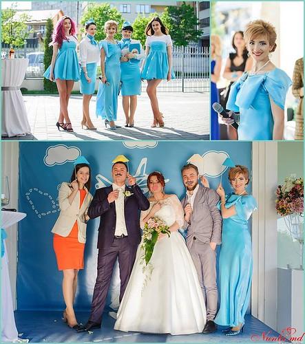 Ведущий на свадьбу от «Festivitate»– стильный ведущий, с безупречным чувством юмора!