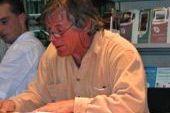 Bergtour Zugspitze. Charly Wehrle, Buchautor, langjähriger Wirt der Reintalanger Hütte und Leiter unserer Zugspitztour. Foto: Archiv Wehrle.