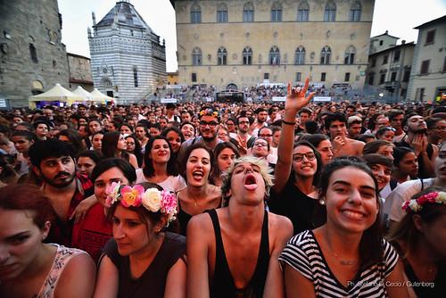 Il pubblico dei Bastille
