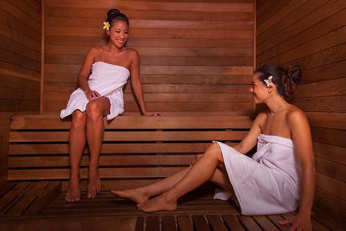 Maui Spa Retreat_Sauna, Photo Courtesy of Maui Spa Retreat