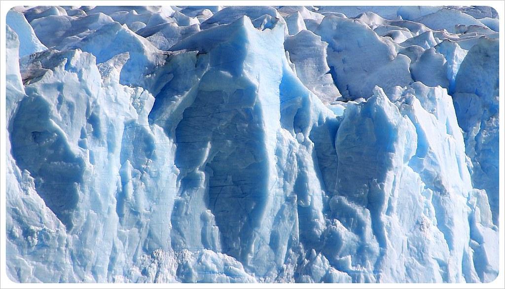 perito moreno glacier ice