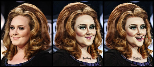 ADELE Before & After