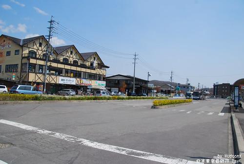 車站北口街景