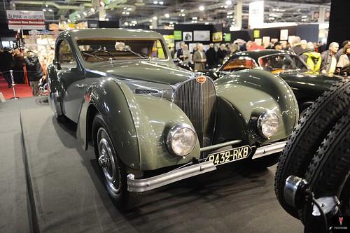 1937 BUGATTI Type 57 SC Atalante 57718
