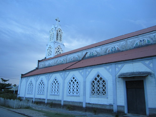 Eglise de Mananjary