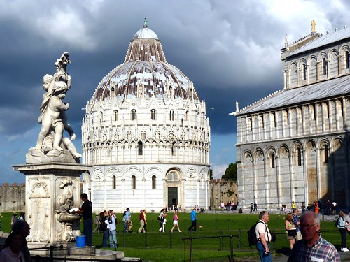 Pisa - The Baptistry