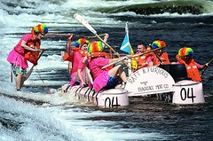 DUMFRIES RAFT RACE