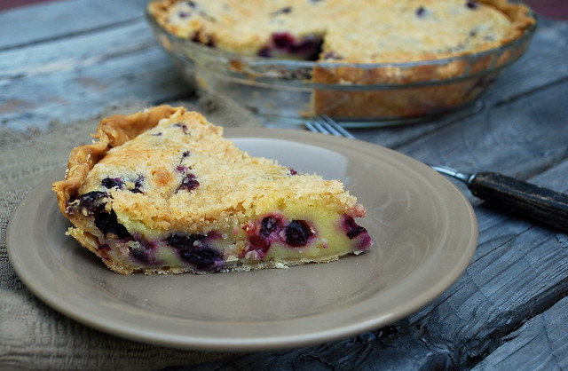 Creamy Blueberry Pie.3
