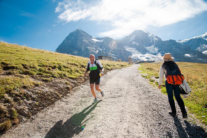 Junfraujoch - Interlaken