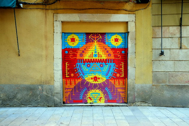 graffiti   zosen   barcelona