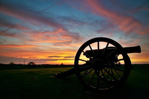 Parson's Ridge Sunset
