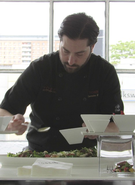 Class with Toben Food by Design