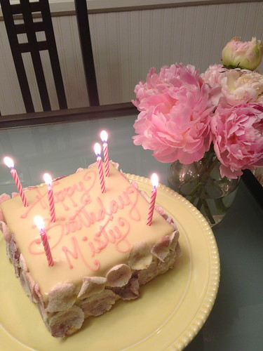 Birthday Cake from Valerie Confections