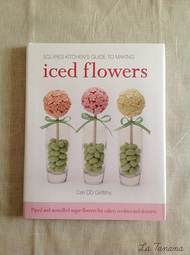Libro Iced Flowers
