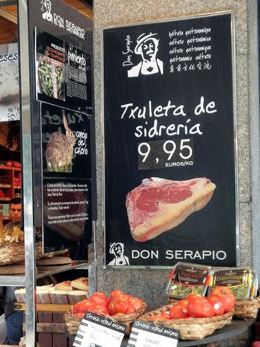 Onde comer em San Sebastián