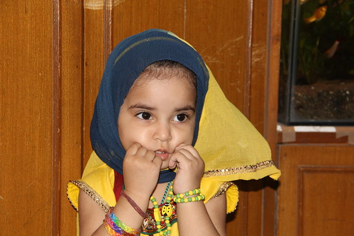 Nerjis Asif Shakir  23 Month Old Canon EOS 60D User by firoze shakir photographerno1